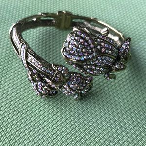 Vintage Heidi Daus watch bracelet HOST PICK!!!